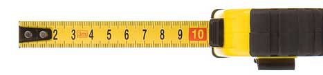 House-measurements.com Tape Measure